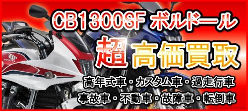 車種別特集 ホンダCB1300SF/ボルドール