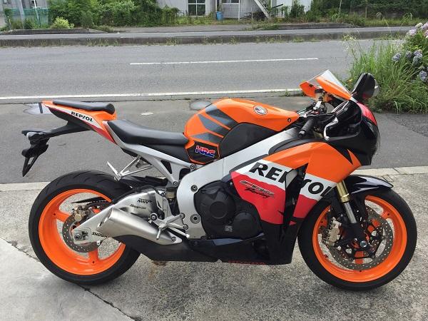ホンダ CBR1000RR  (SC59) 買取